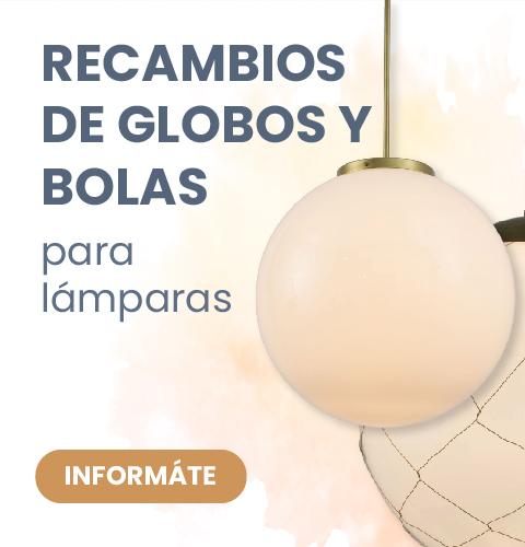 Recambios de globos