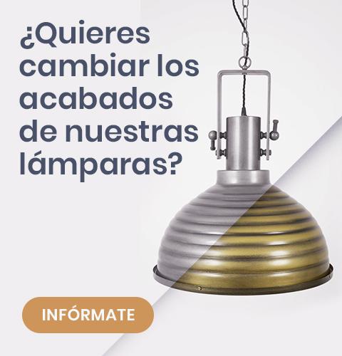 Acabados lamparas
