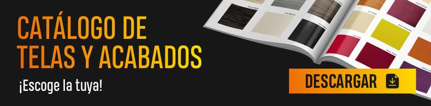 catálogo de telas y acabados descargar muestras